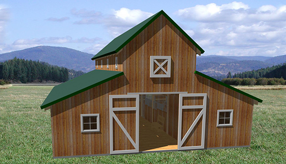 The lancaster home building kits for Enviro homes
