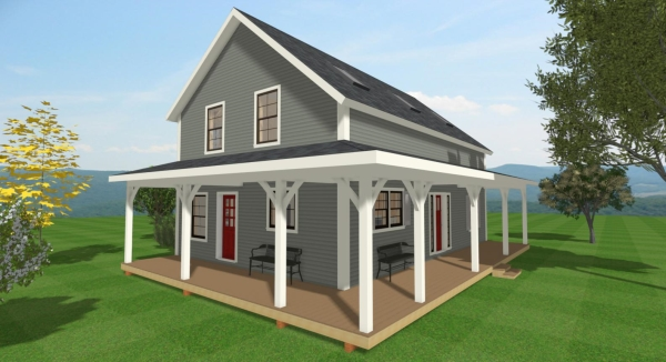 Swell Waterbury Home Building Kits Home Interior And Landscaping Elinuenasavecom